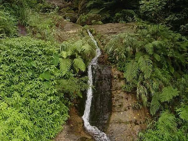 瀑布的源頭