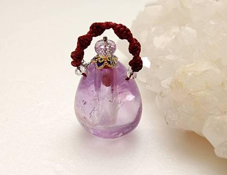 紫水晶瓶B