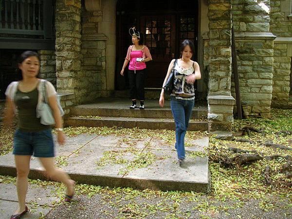賓州大學一景