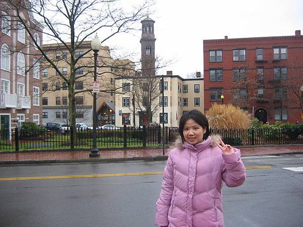 Boston建築
