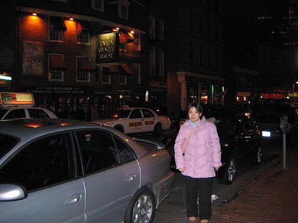Boston街景