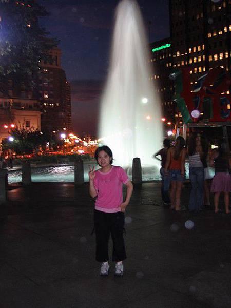 PA downtown夜景