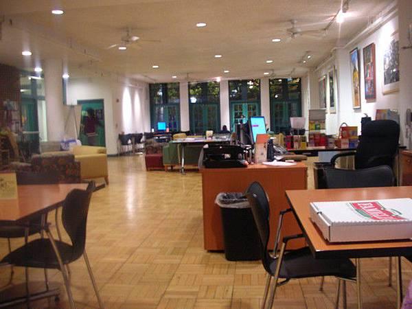 graduate student center