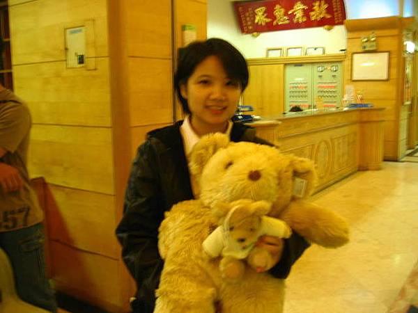 大小bear