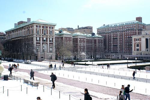美國top30美國大學SAT成績要求-哥倫比亞大學(Columbia University)