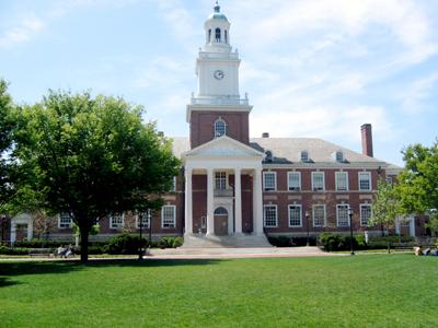 美國top30美國大學SAT成績要求-  约翰霍普金斯大學(Johns Hopkins University)