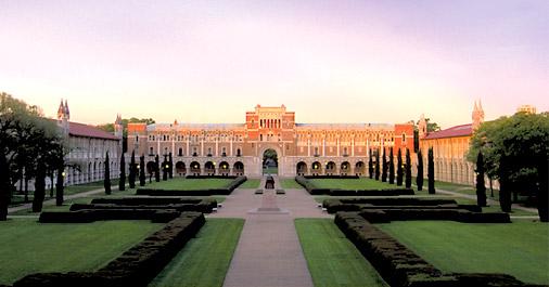 美國top30美國大學SAT成績要求- 萊斯大學(Rice University)