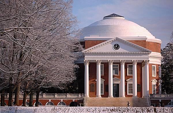 美國top30美國大學SAT成績要求- 維吉尼亞大學(University of Virginia)