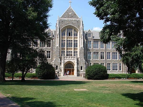 美國top30美國大學SAT成績要求- 喬治城大學(Georgetown University)