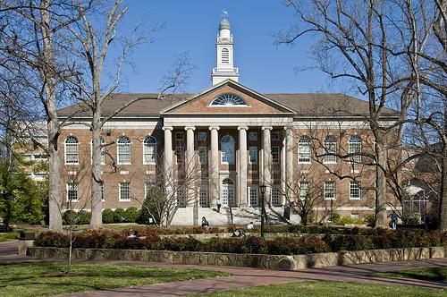 北卡羅來納大學(University of North Carolina at Chapel Hill)