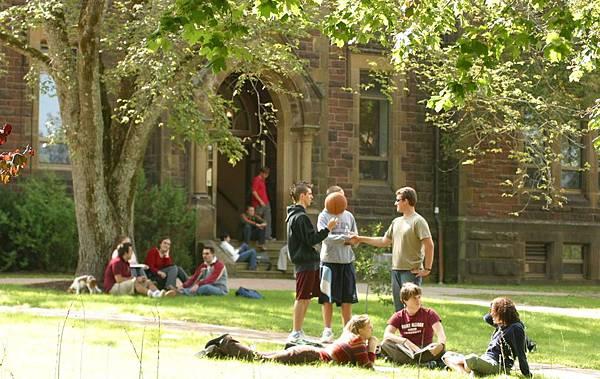 美國申請大學留學