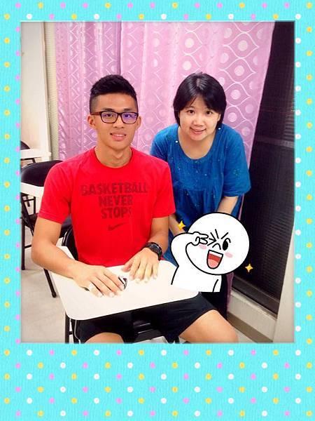TOEFL補習學生