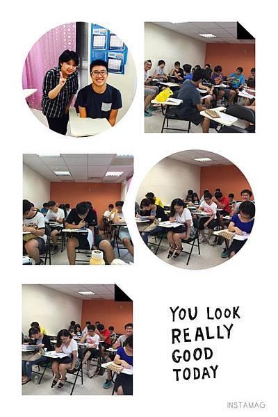 TOEFL 考試