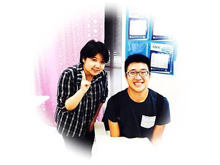 TOEFL student