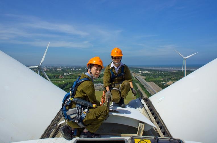 風力發電機維修員