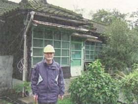(台電旅遊~北縣新店市) 桂山電廠之心動旅程,桂山電廠的宿舍區