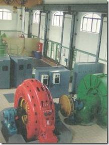 台電桂山電廠~粗坑電廠採遙控發電發電設施完整保養良好
