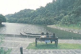 台電教師研習營蘭陽電廠旅遊介紹~長埤湖風景區