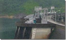 (台電旅遊~北縣新店市) 桂山電廠之心動旅程,翡翠水庫儲水量關係大台北地方的供水狀況