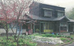 台電寒暑期教師研習,台電電廠旅遊,南投日月潭附近的萬大電廠日式建築