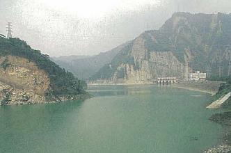 台電寒暑期教師研習,台電電廠旅遊,明潭發電廠