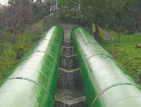 桂山電廠之心動旅程,大水管