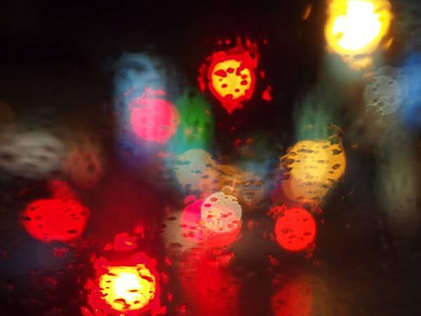 羅東夜景光影