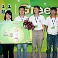 主競賽-亞軍-台灣大學(Solar aquacleaner)