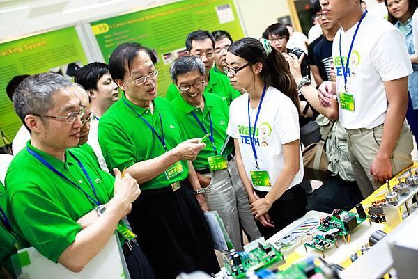 2013.08.27.東元科技創意競賽[Green Tech] - 實作