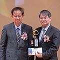 機械/能源/環境科技領域得獎人─馮展華司長