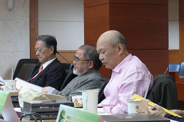第八屆第六次董事會議
