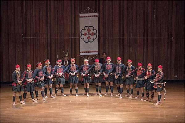 大龜文酋邦青年勇士團