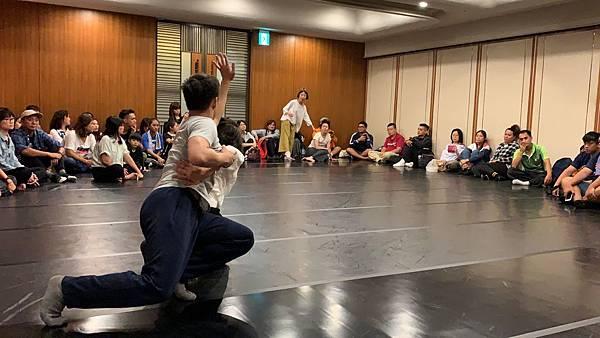 2019傳習師資成長課程-講師示範演出