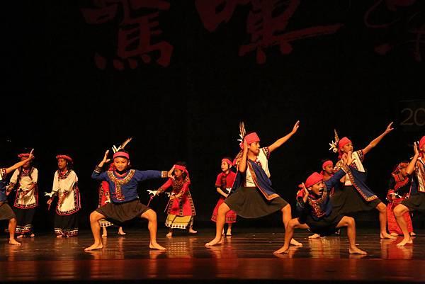 介達排灣魯凱兒童舞蹈團
