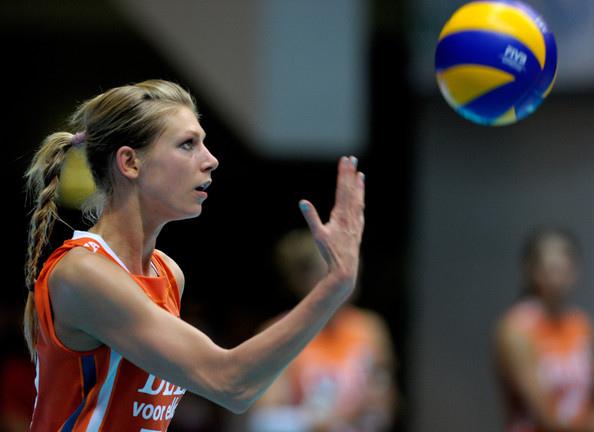 Manon+Flier+Women+Volleyball+European+Championship+EP8mU95NcPel