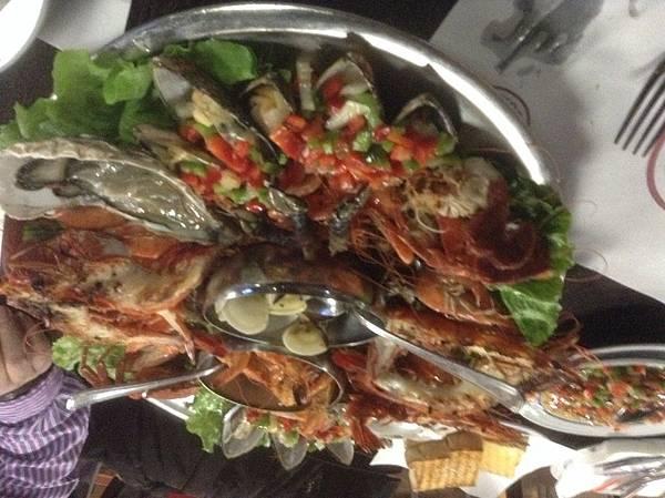 葡萄牙海鮮總匯