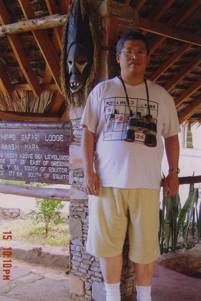 11 肯亞馬賽馬拉野生動物園Hippo獵遊客棧.jpg