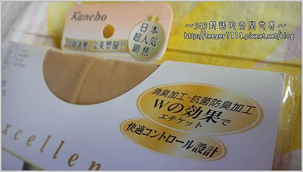 Kanebo美腿襪3