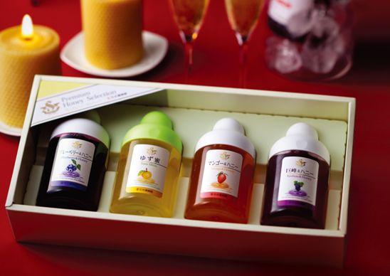 果汁蜜禮盒
