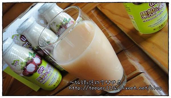 山竹果汁10