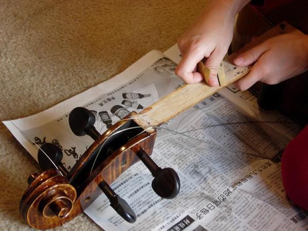 修大提琴步驟7