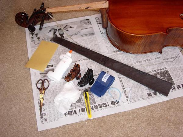 修大提琴工具等等