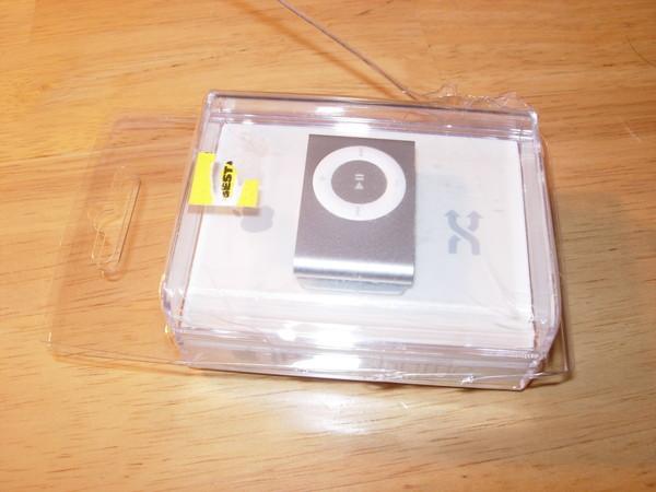 喔喔我也有iPod了!-2