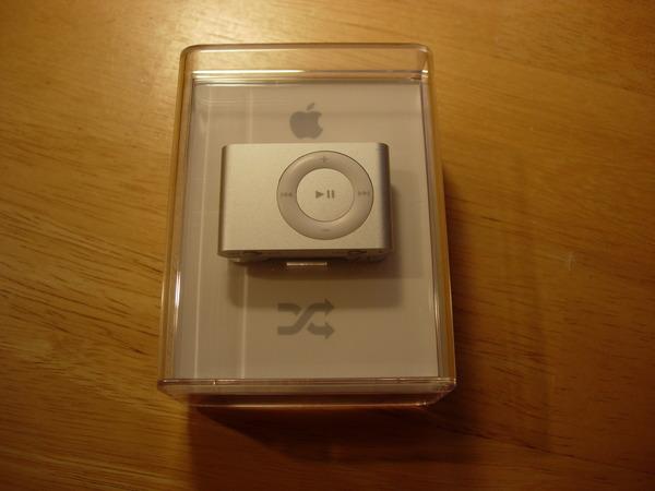 喔喔我也有iPod了!-4