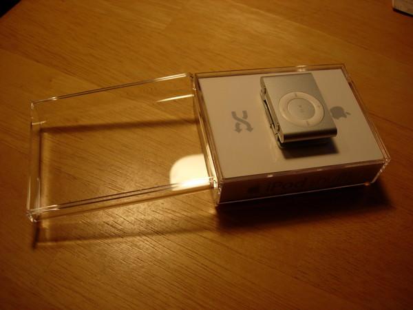 喔喔我也有iPod了!-8