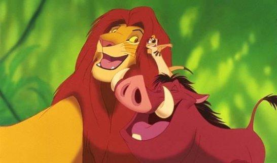 獅子王截圖