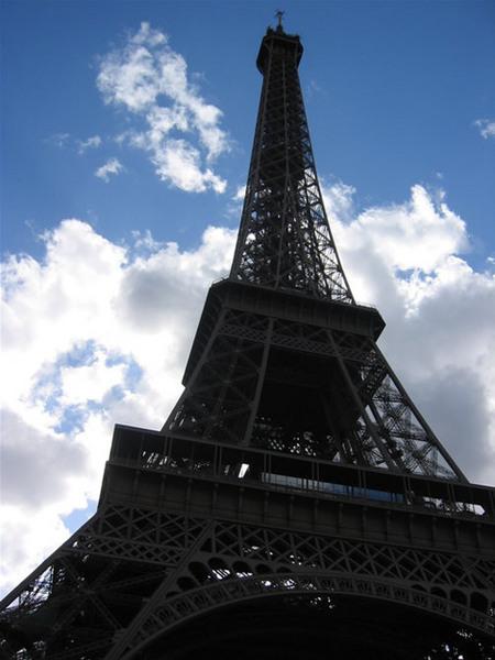 Paris ~ 艾菲爾鐵塔