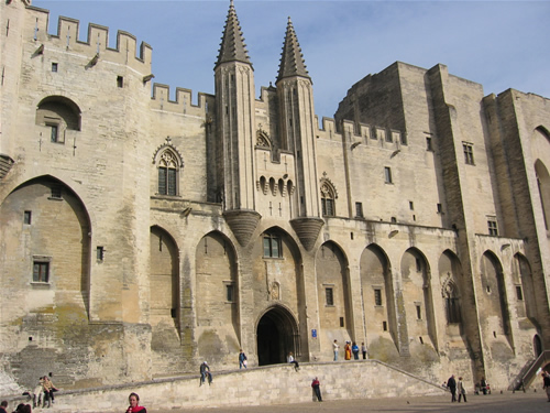 Avignon ~ 教皇宮