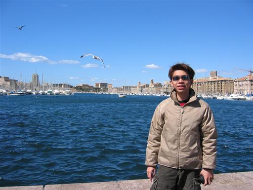 Marseille ~ 舊港