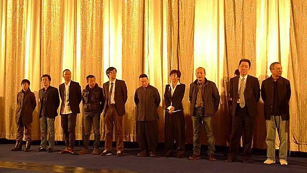 《10+10》柏林影展首映會 導演群登台.JPG